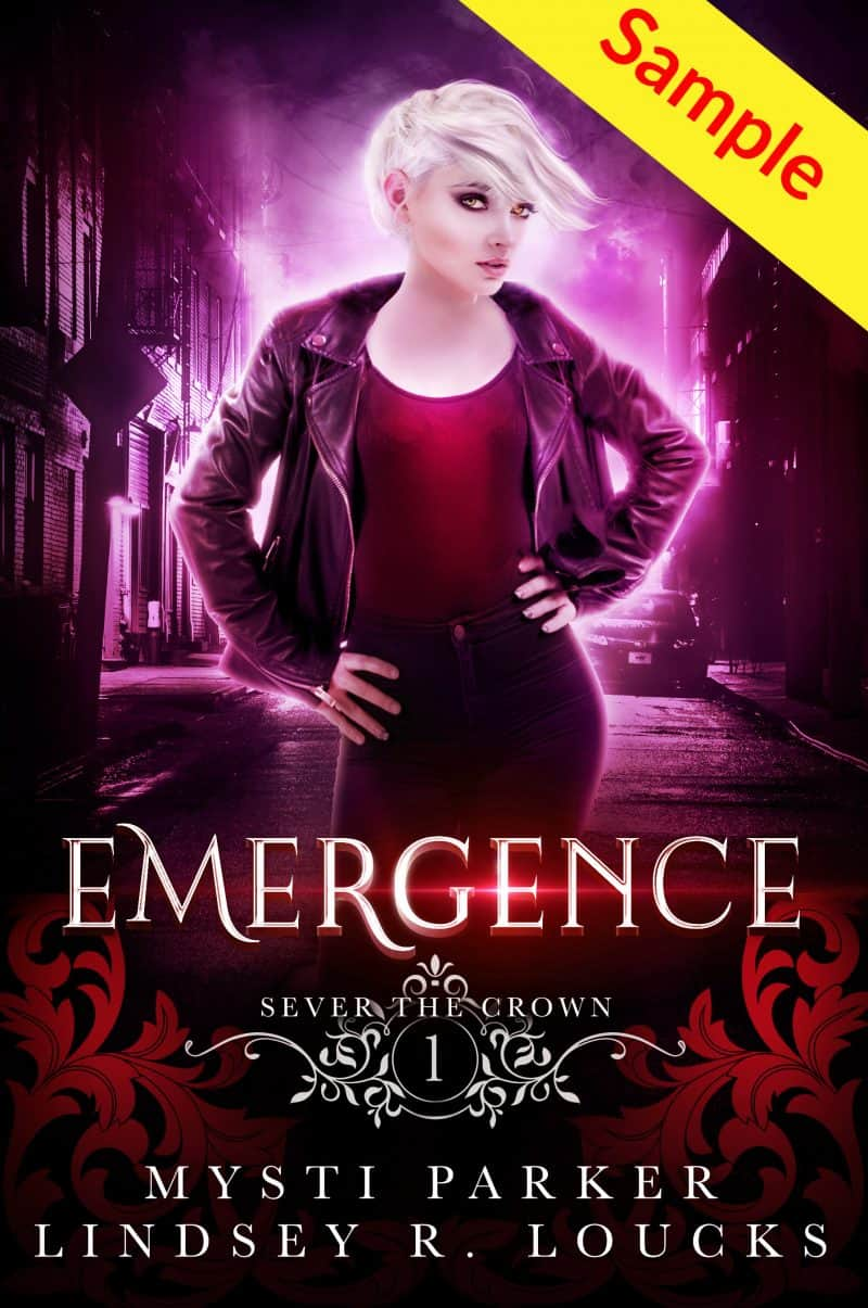 Cover for Emergence: (Sever the Crown, Book 1)