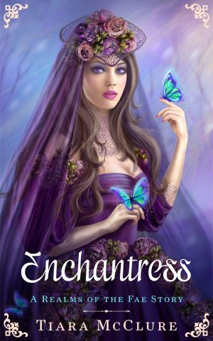 Cover for Enchantress