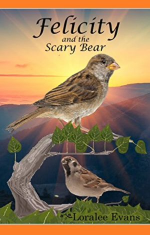 Cover for Felicity and the Scary Bear