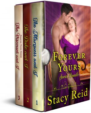 Cover for Forever Yours Series Bundle