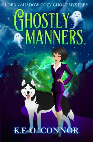 Cover for Ghostly Manners