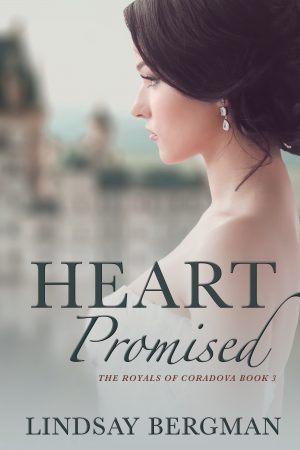 Cover for Heart Promised