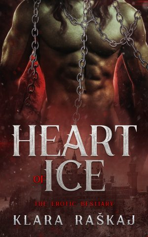 Cover for Heart of Ice