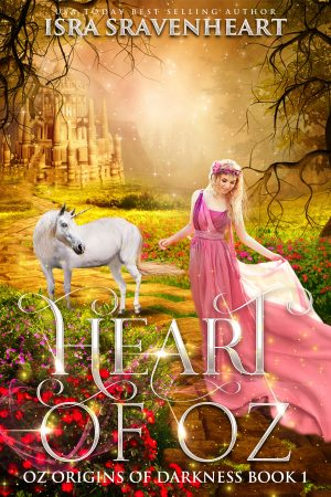 Cover for Heart of Oz