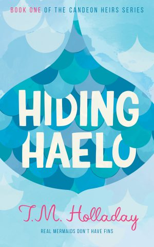 Cover for Hiding Haelo
