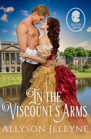 Cover for In the Viscount's Arms