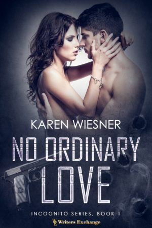 Cover for No Ordinary Love