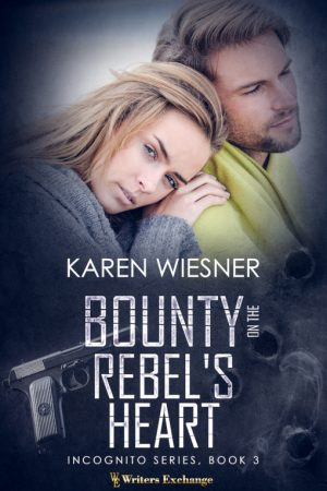 Cover for Bounty on the Rebel's Heart