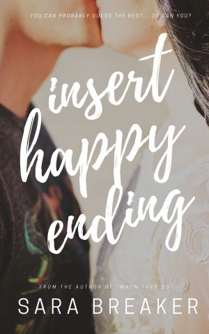Cover for Insert Happy Ending