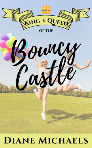 Cover for King & Queen of the Bouncy Castle