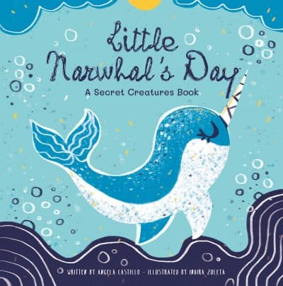 Cover for Little Narwhal's Day