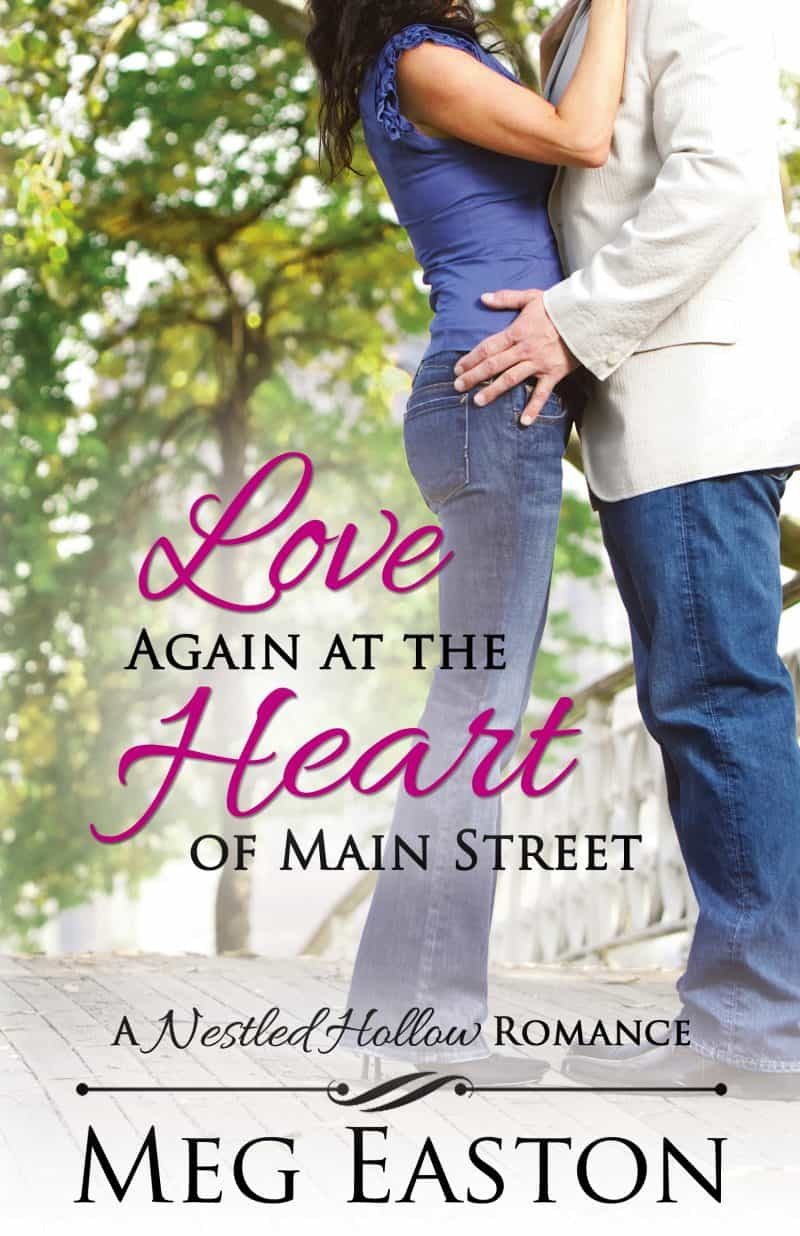 Cover for Love Again at the Heart of Main Street