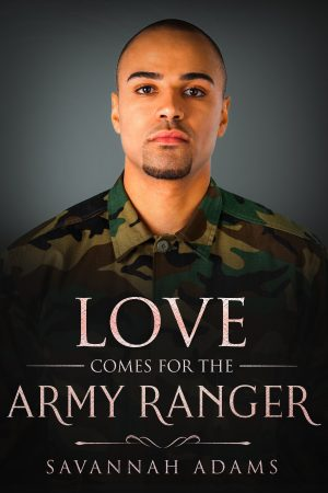 Cover for Love Comes for the Army Ranger