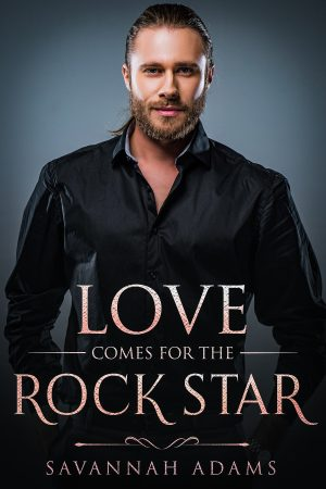 Cover for Love Comes for the Rock Star