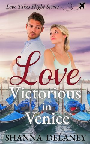 Cover for Love Victorious in Venice