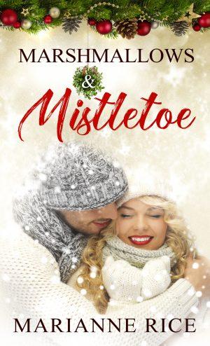 Cover for Marshmallows & Mistletoe