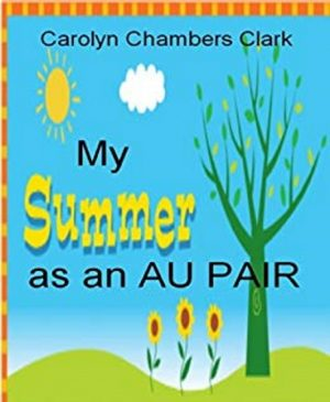 Cover for My Summer as an Au Pair