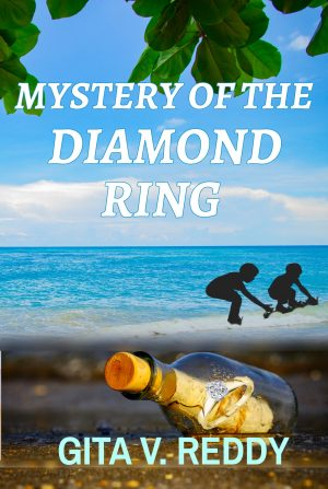 Cover for Mystery of the Diamond Ring
