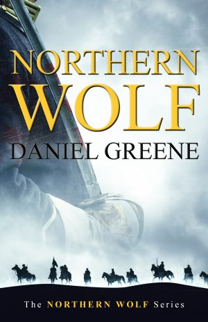 Cover for Northern Wolf