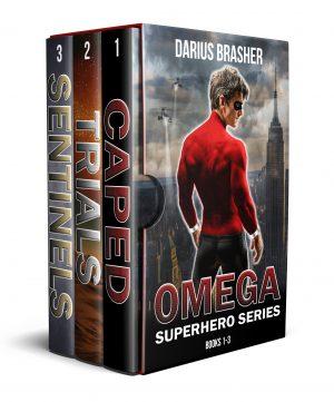 Cover for Omega Superhero Series