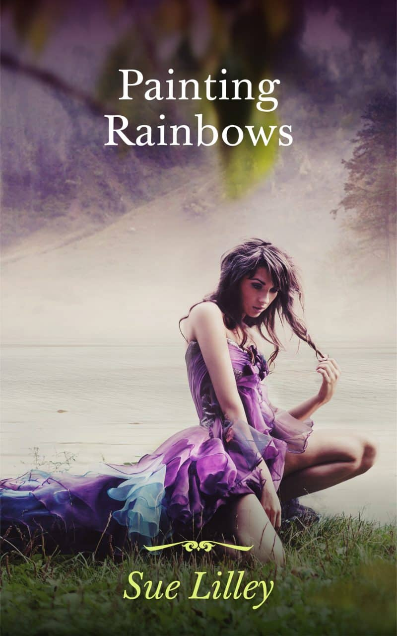 Cover for Painting Rainbows