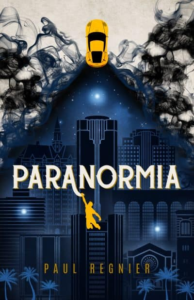 Cover for Paranormia