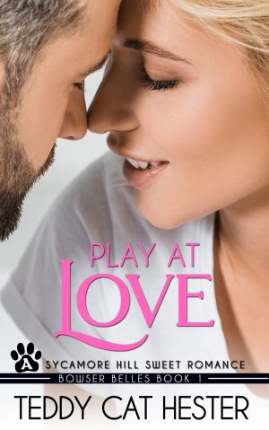 Cover for Play at Love