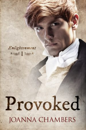 Cover for Provoked