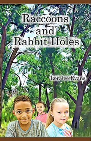 Cover for Raccoons and Rabbit Holes