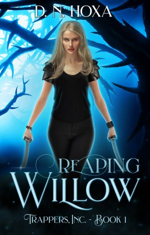 Cover for Reaping Willow