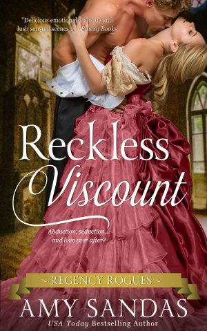 Cover for Reckless Viscount