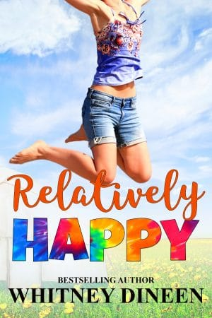 Cover for Relatively Happy