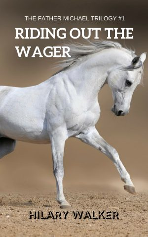 Cover for Riding Out the Wager