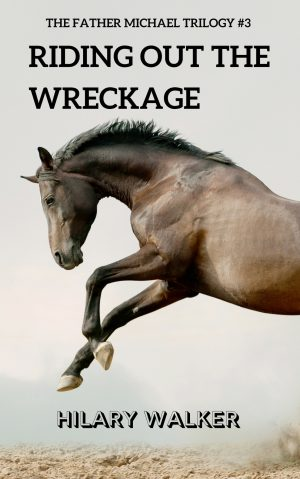 Cover for Riding Out the Wreckage