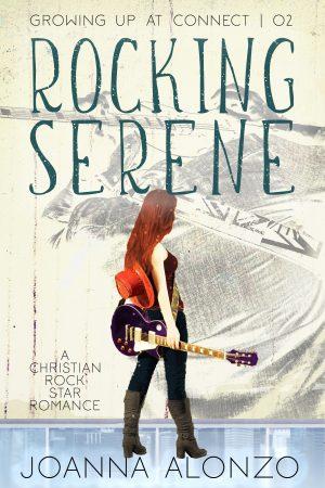 Cover for Rocking Serene