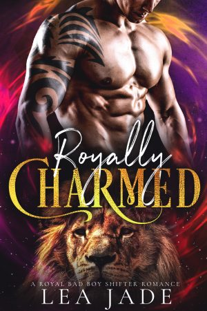 Cover for Royally Charmed