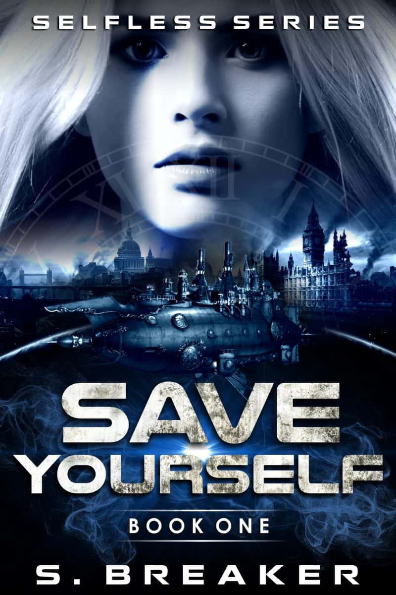 Cover for Save Yourself (Preview): A Steampunk Sci-fi Adventure