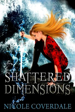 Cover for Shattered Dimensions
