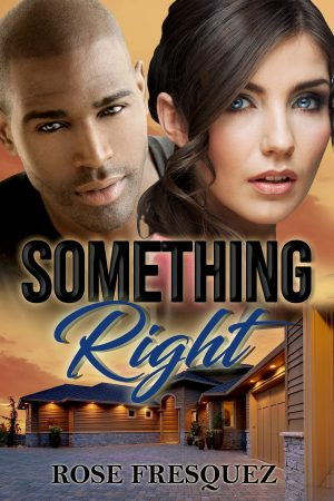 Cover for Something Right