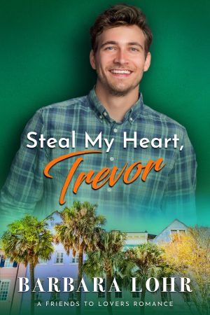 Cover for Steal My Heart, Trevor