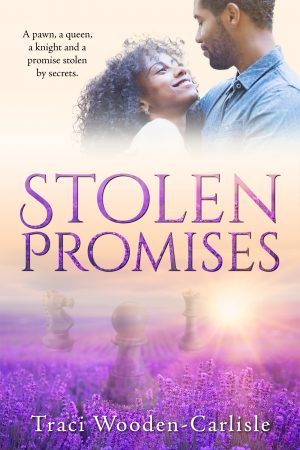 Cover for Stolen Promises