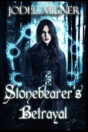 Cover for Stonebearer's Betrayal