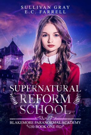 Cover for Supernatural Reform School