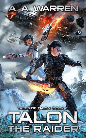 Cover for Talon the Raider