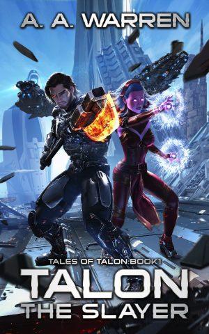 Cover for Talon the Slayer - Sample