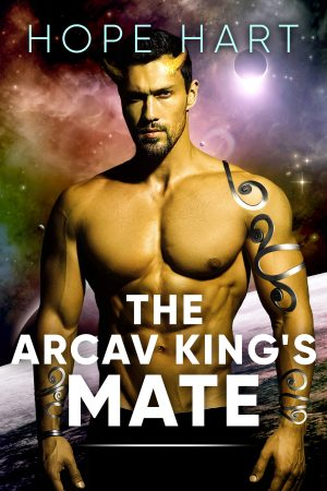 Cover for The Arcav King's Mate
