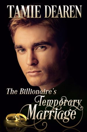 Cover for The Billionaire's Temporary Marriage