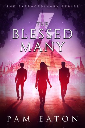 Cover for The Blessed Many