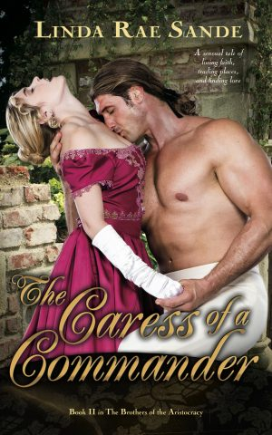 Cover for The Caress of a Commander