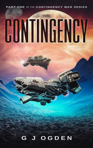 Cover for The Contingency